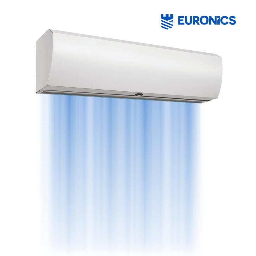 Air Curtains Industrial Air Curtain Eac B Euronics