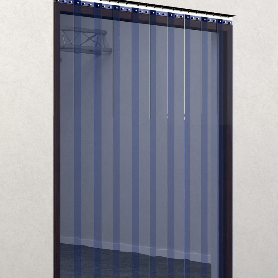 Pvc Strip Curtains Pvc Strip Curtain Double Ribbed