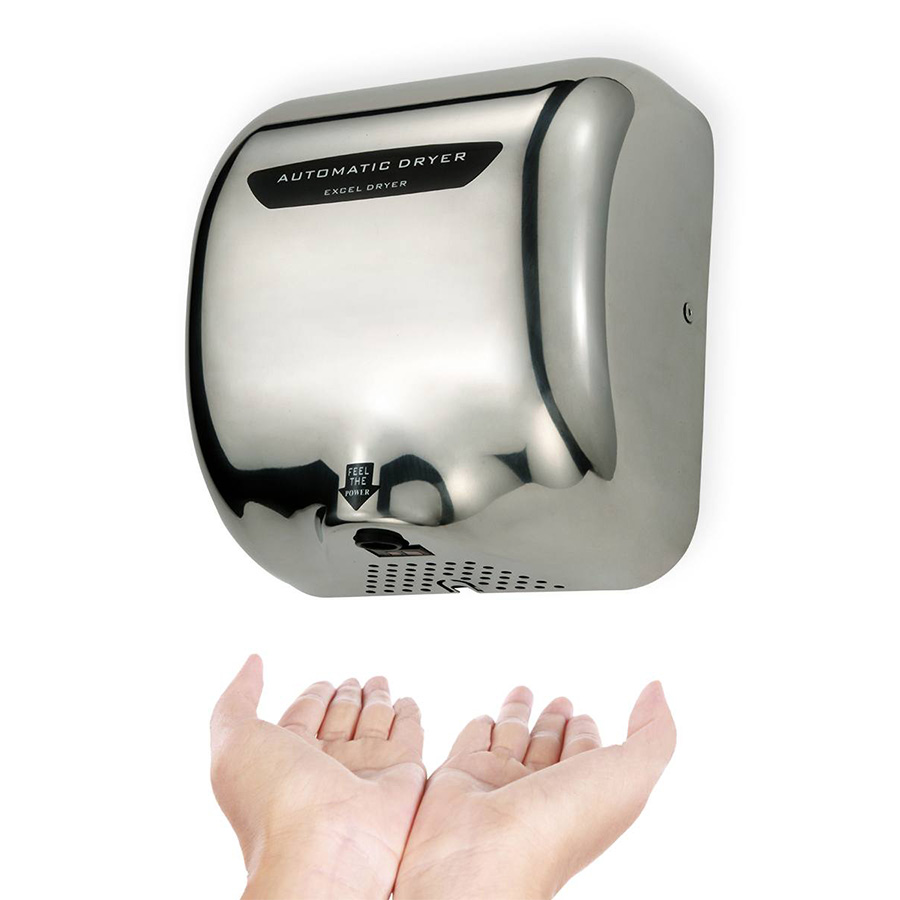 Stainless Steel Hand Dryers, Automatic Hand Dryers Manufacturer
