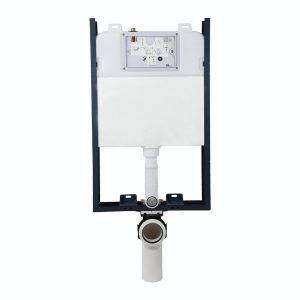 ECC04F- Concealed Cistern with Half frame_900x900